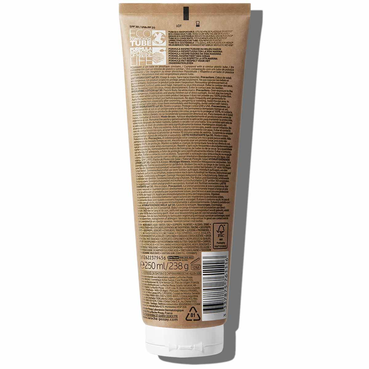 LaRochePosay-Product-Sun-Anthelios-HydratingLotionSpf30-250ml-EcoConscious-3337875761116_BSS