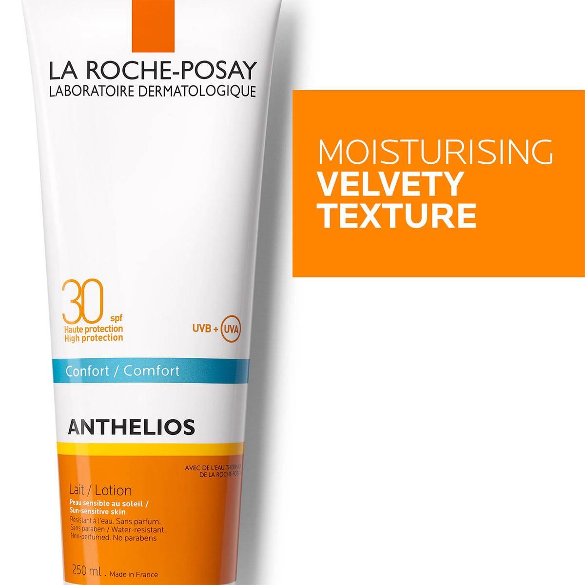 la roche posay smooth lotion 30 e retail front