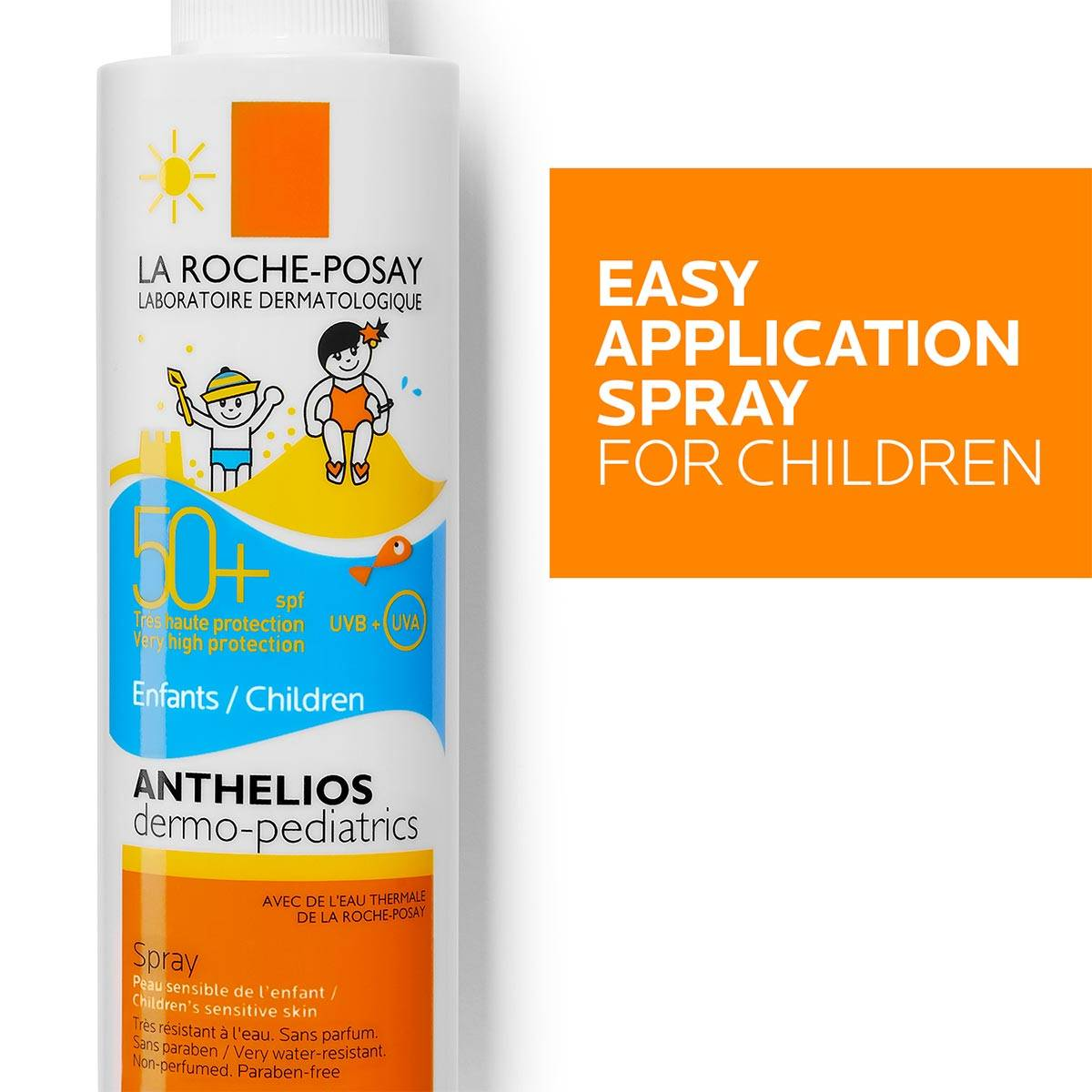 La Roche Posay ProductPage Sun Anthelios DP Spray Spf50 200ml 33378724