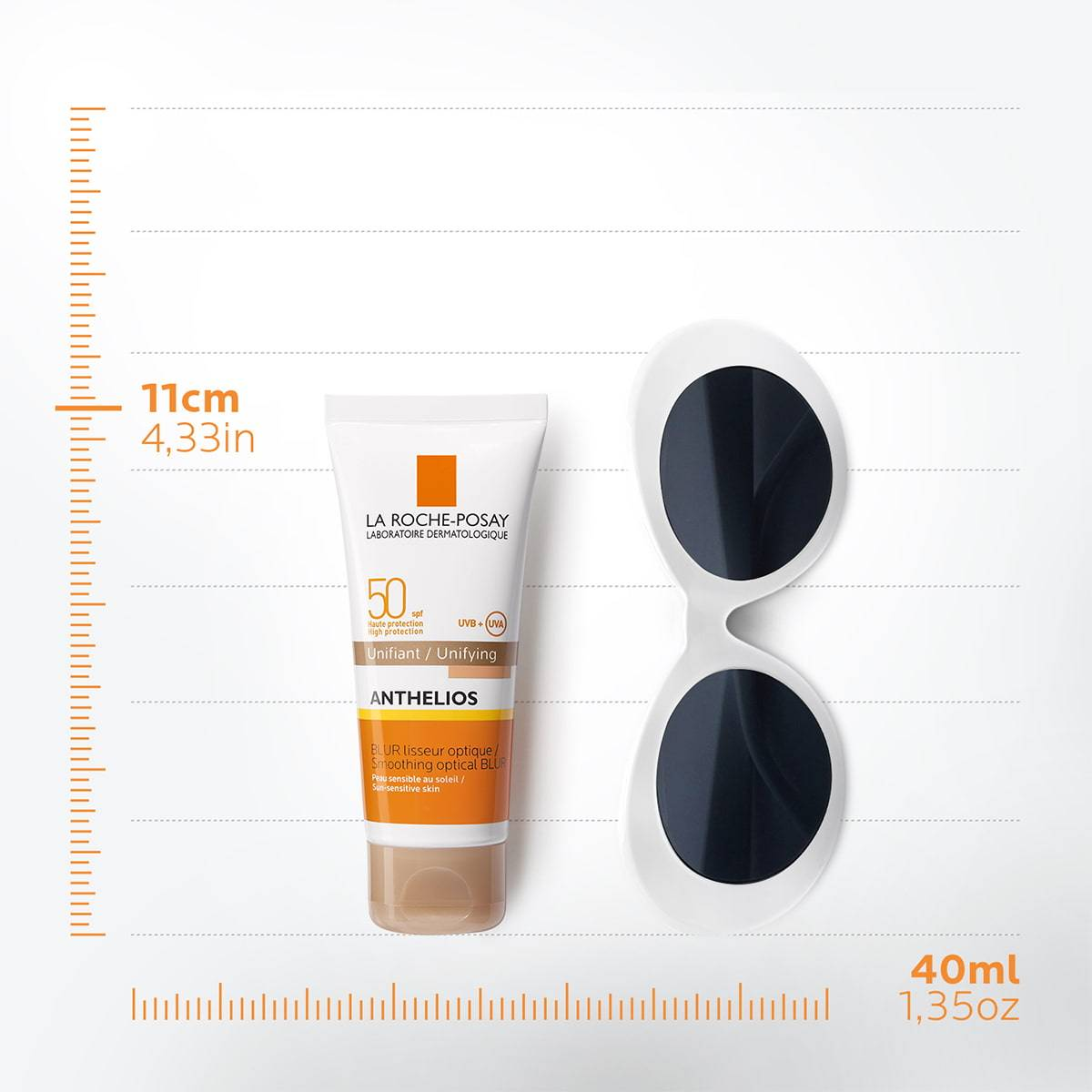 La Roche Posay ProductPage Sun Anthelios Smoothing Optical Blur Spf50