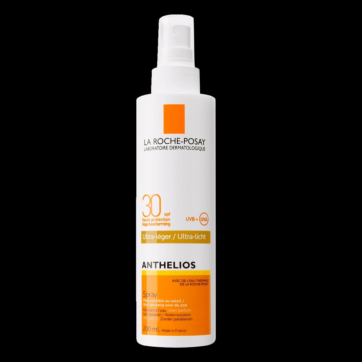 La Roche Posay ProductPage Sun Anthelios Ultra Light Spray Spf30 200ml