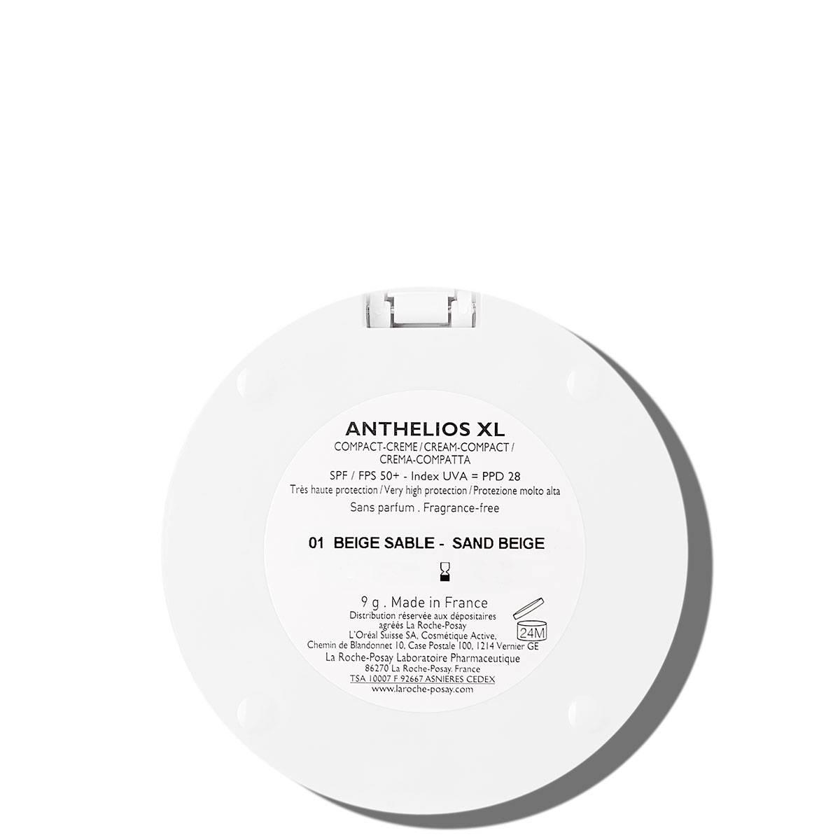 La Roche Posay ProductPage Sun Anthelios XL Compact Cream Spf50 Shade
