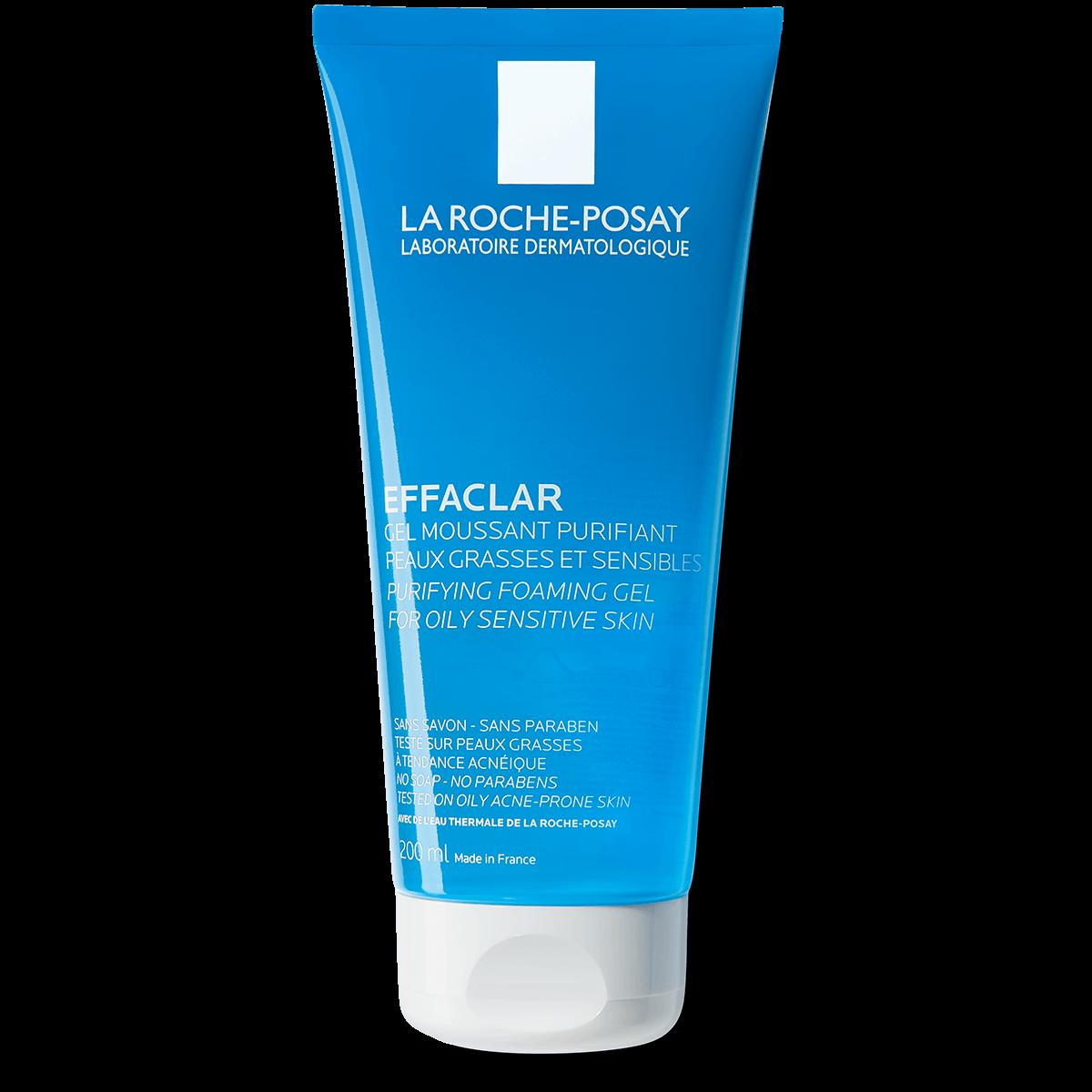 La Roche Posay Face Cleanser Effaclar Cleansing Foaming Gel 200ml 3337