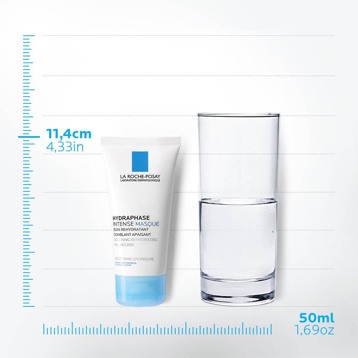 La Roche Posay ProductPage Hydraphase Intense Masque 50ml 333787241307