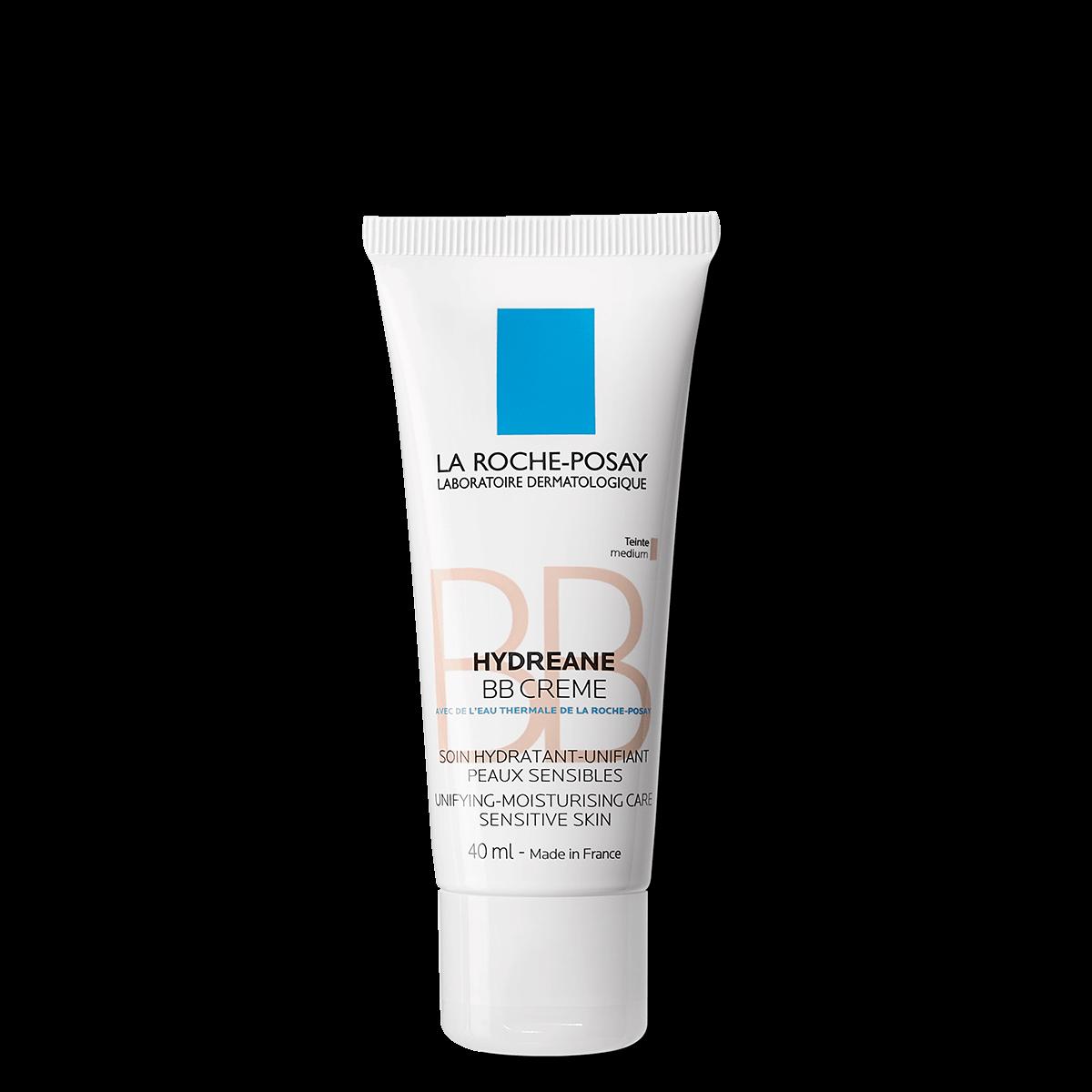 La Roche Posay ProductPage Hydreane BB Cream Medium 40ml 3337872413667