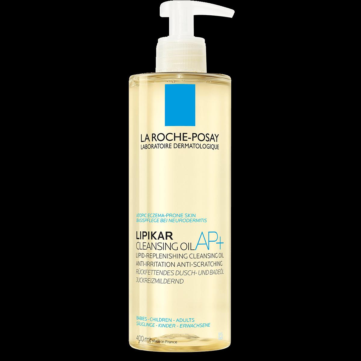 Larocheposay ProductPage Eczema Lipikar Cleansing Oil AP 400ml 3337875