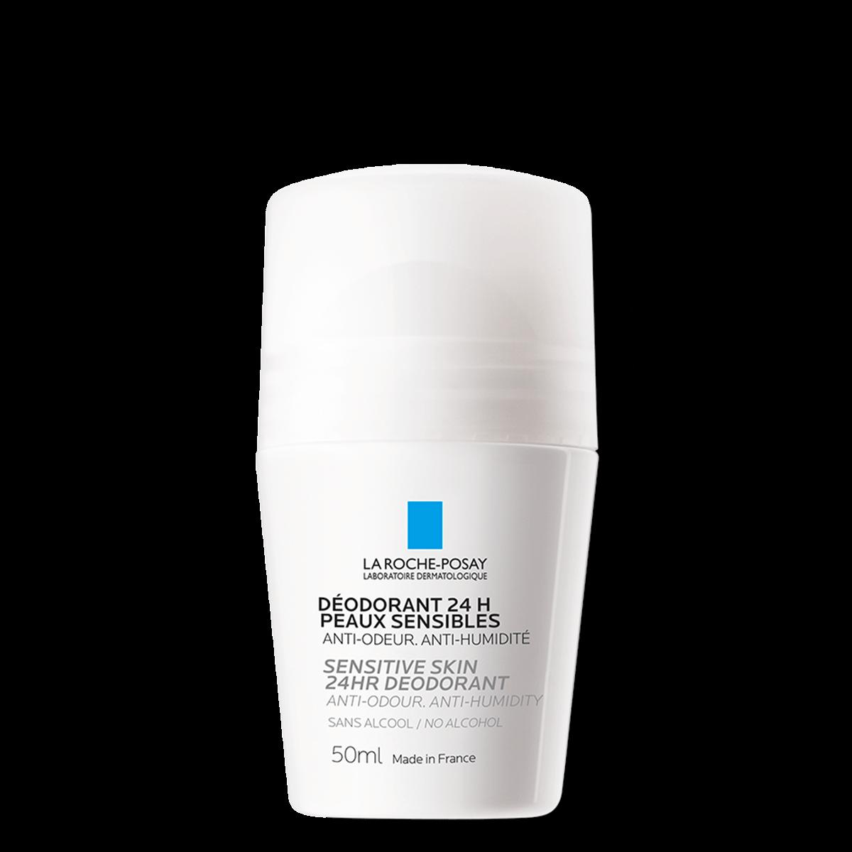 La Roche Posay Deodorant Physiological Roll On 24h 50ml 3337872412158