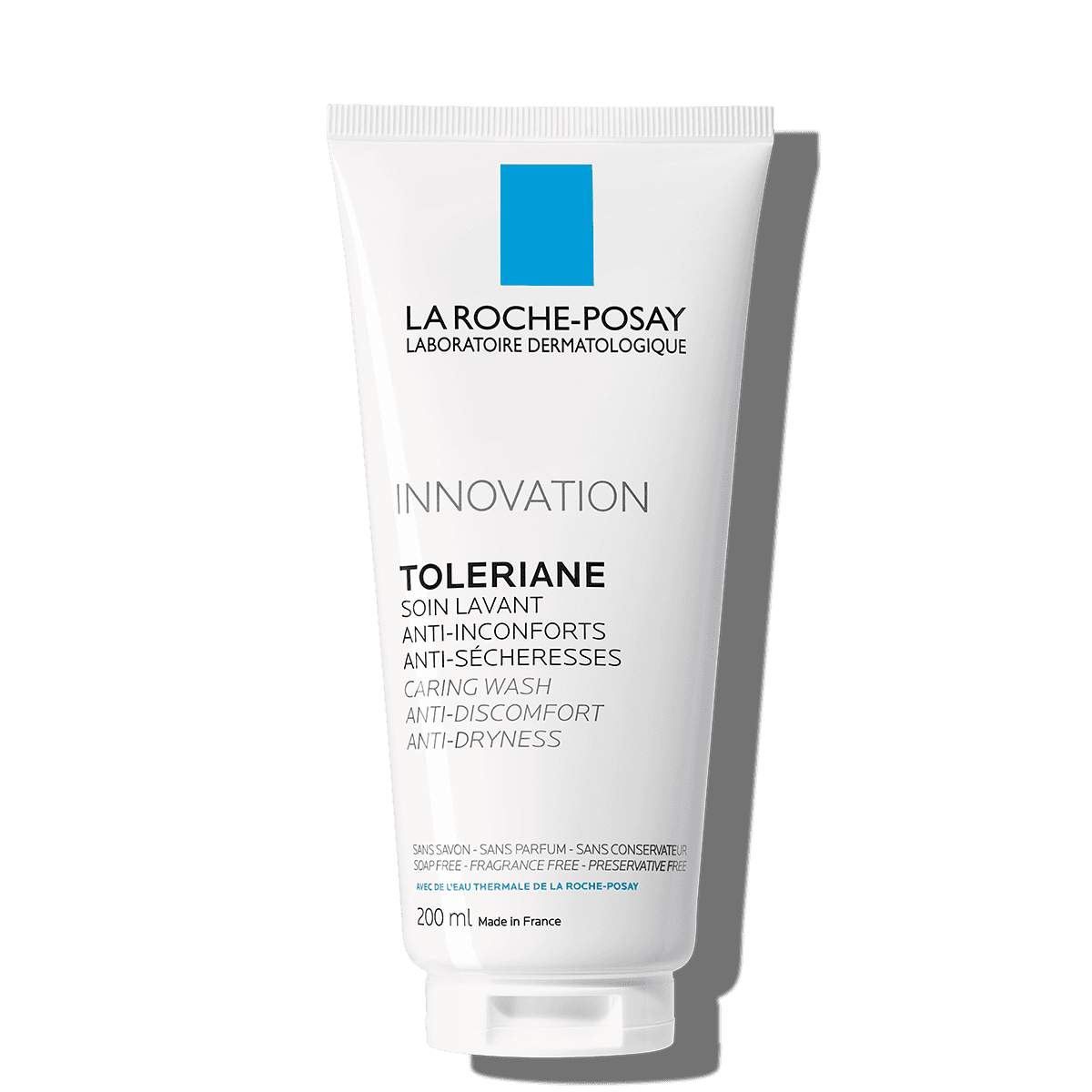 La Roche Posay ProductPage Sensitive Allergic Toleriane Caring Wash 20