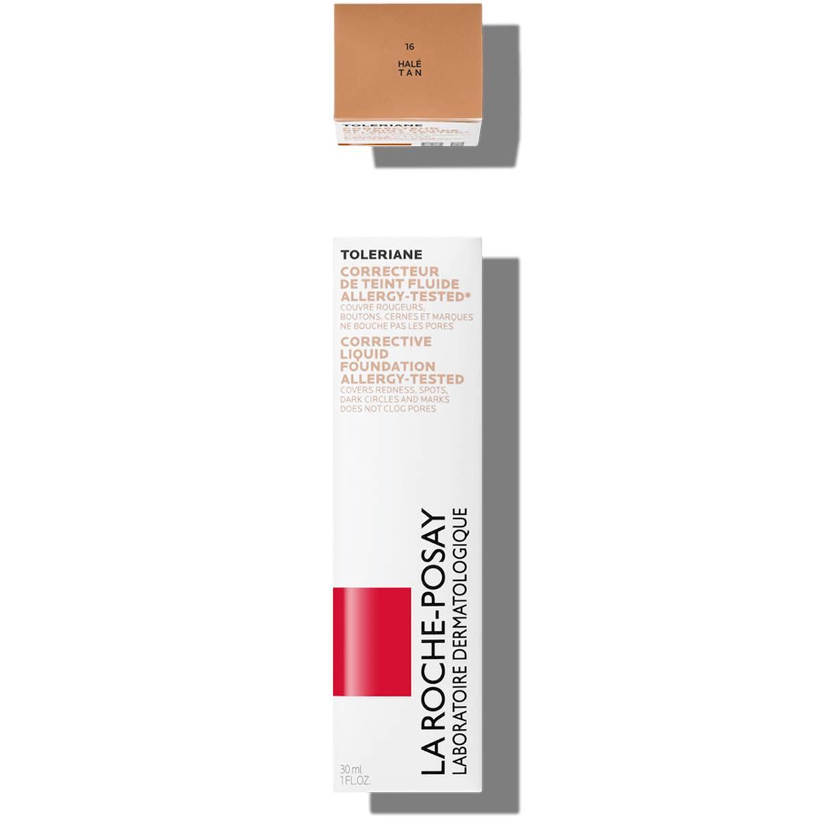 La Roche Posay Sensitive Toleriane Make up CORRECTIVE_LIQUID_FOUNDATIO